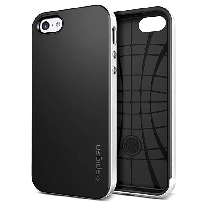 sports shoes 87414 fe3cf Spigen Neo Hybrid iPhone 5C Case for iPhone 5C - Infinity White