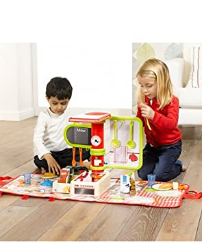 Early Learning Centre 142665 Mini Sizzling Kitchen Set