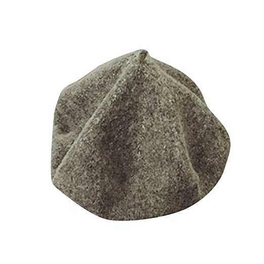 Sombrero niños niñas Boina Sombrero cálido de otoño e Invierno de ...