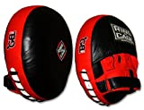 GelTech Air Punch Mitts for Muay Thai, MMA, Kickboxing, Boxing