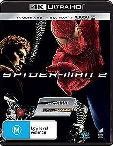 Spider-Man 2 (4K Ultra HD + Blu-ray + Digital)