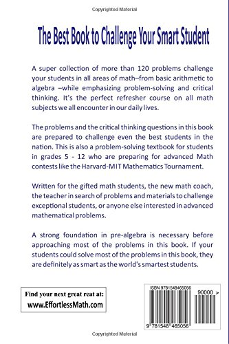 Math and Critical Thinking Challenges: For the Middle and High