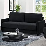 Cheap Lifestyle Solutions Scottsdale Sofa in Black