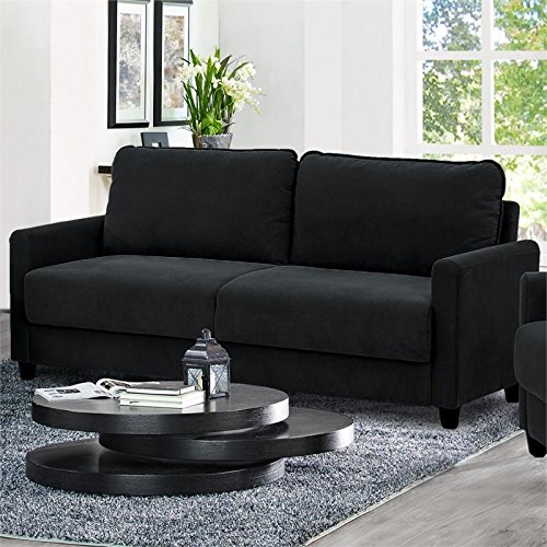 Lifestyle Solutions Scottsdale Sofa in Black
