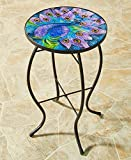 The Lakeside Collection Peacock Accent Table Review