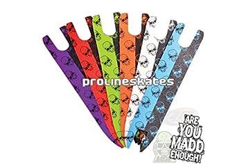 Madd Gear MGP 2 Tone Skulls - Adhesivo antideslizante para ...