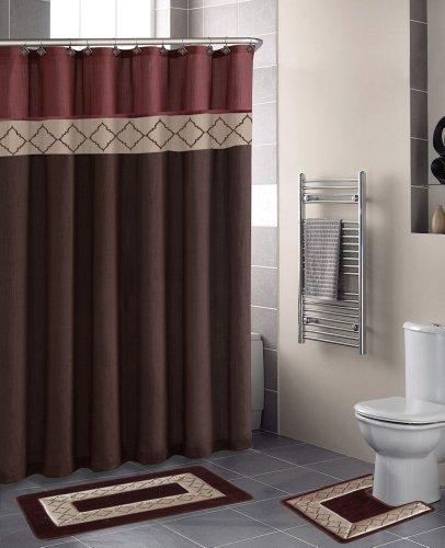 home-dynamix-db15d-246-designer-bath-polyester-15-piece-bathroom-set-rust-brown