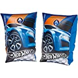 Boia de Braço Radical Hot Wheels Azul