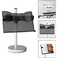 Deco 79 Metal Book Holder for Those Who Have Passion for Reading
