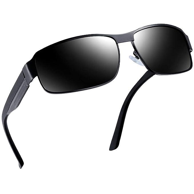 Amazon.com: Joopin-Polarized - Gafas de sol para hombre ...
