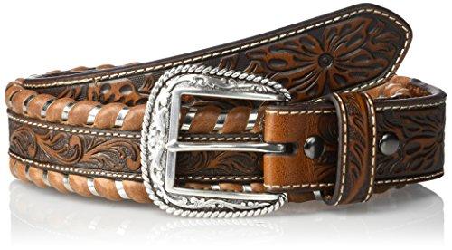 34 Brown Western Belts - 6