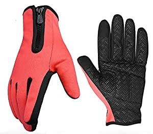 Amazon.com : Coolchange Cycling Gloves Touchscreen