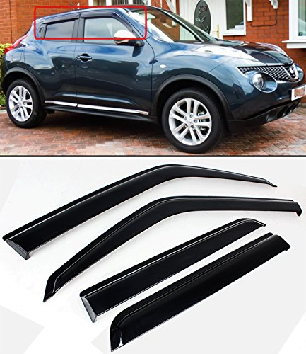 nissan juke window deflector - 1