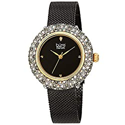 Swarovski Colored Crystal Women's Watch