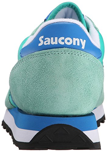 lite Green Donna Saucony Ginnastica Da Jazz Original Scarpe Verde blu 8Hwa08