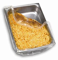 PanSaver Ovenable Pan Liners Full Size, 2-1/2-Inch & 4-Inch