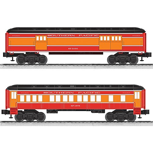 Lionel Southern Pacific Coach/Baggage Baby Madison Passenger