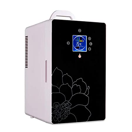 16L indicador Digital de Doble núcleo Mini refrigerador Doble Uso ...