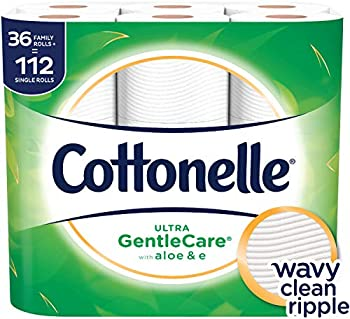 Cottonelle Ultra GentleCare Toilet Paper - 48 Double Rolls