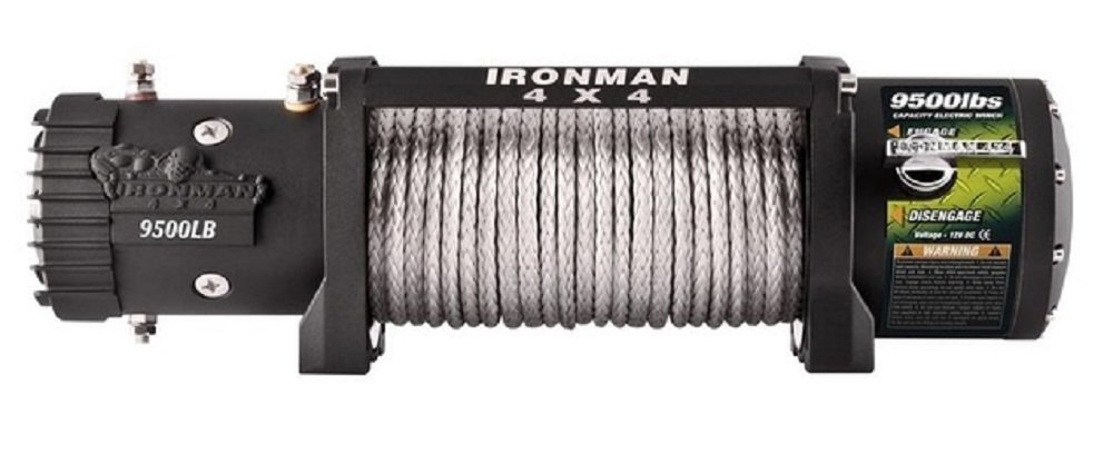 Ironman 9500lb winch wiring diagram wire center amazon com monster winch 9500lbs 12v electric synthetic rope rh amazon com winch solenoid wiring 12 volt winch wiring diagram publicscrutiny Images