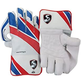 107111ffc97 SG Super Club Mens Wicket Keeping Gloves available at Amazon for Rs.1315