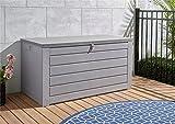 Cosco 87180GCG1E Deck Storage Box Garden, Gray