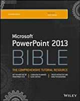 PowerPoint 2013 Bible, 4th Edition Front Cover