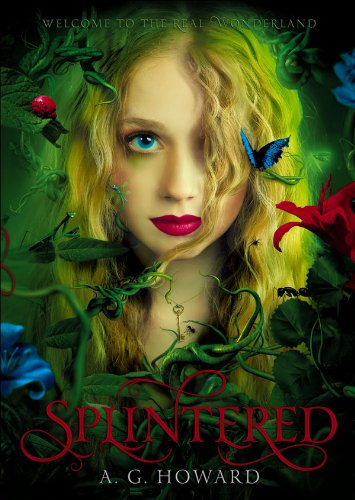 Splintered by [Howard, A. G.]