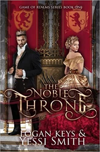 The Noble Throne: A royal shifter fantasy romance (Game of