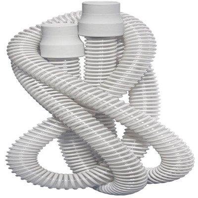 KRTUB06EA - CPAP Smoothbore Tubing, 6 ft. L, Light Gray
