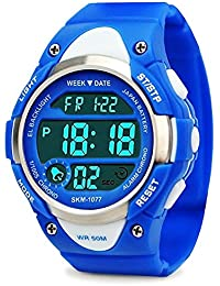 My-Watch Boys Sport Digital Watch Kids Outdoor Waterproof...