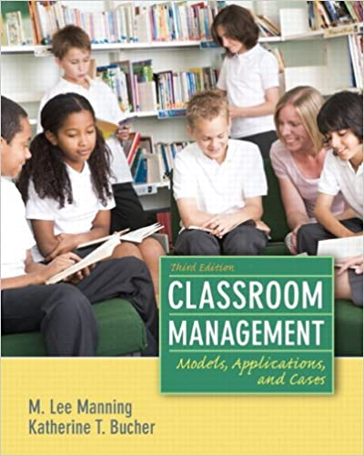 Classroom Management: Models, Applications and Cases