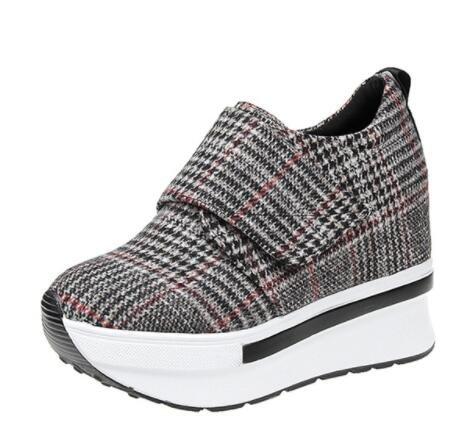 9c39a062 amp;g ZapatosStyle Rojo Vulcanizado Grueso Negro Calzado Ganchos Ocio Y  Ngrdx Inferior Cómoda 3 Señoras ...