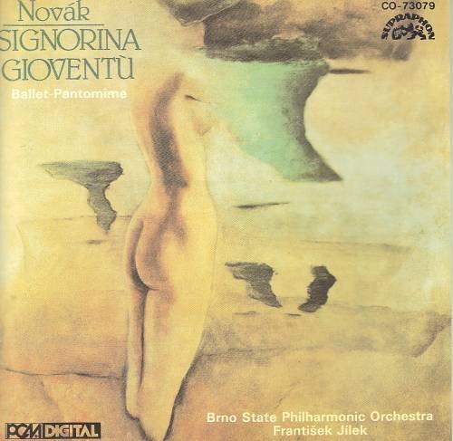 Novak: Signorina Gioventu, Ballet Pantomime in Seven Scenes, Op. 58 by Supraphon