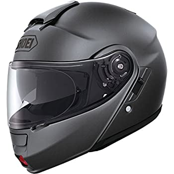 Amazon Com Shoei Solid Neotec Modular Motorcycle Helmet