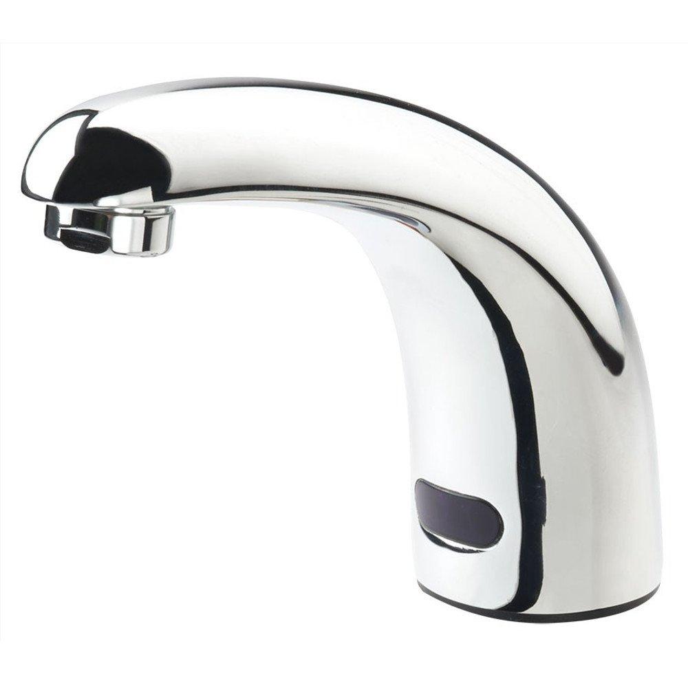 Krowne Metal 16-196 Krowne Royal Deck Mount Electronic Faucet w/ Fixed Spout