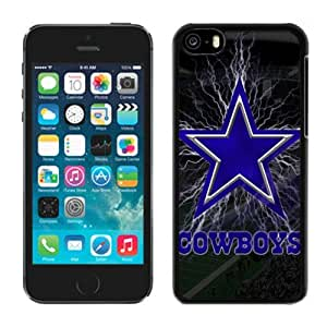 NFL Dallas Cowboys 15 Hot Sell Custom Iphone 5c Case Team Flag Sports Phone Protector
