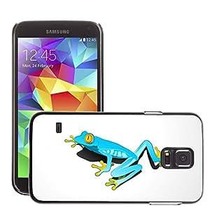 Super Stellar Slim PC Hard Case Cover Skin Armor Shell Protection // M00053000 vector art perereca aero // Samsung Galaxy S5 i9600