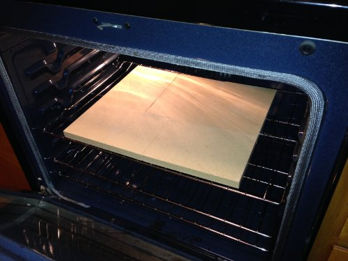 Dough-Joe 15' x 18' Pizza and Baking Stone (5-piece set)