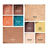 Revlon x Ashley Graham Tropical Vibes Makeup Kit in Tropical Pop, Lip gloss, Face and Eyeshadow palette, Pack of 2