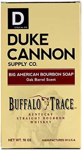 Duke Cannon Big American Bourbon Soap, 10oz.