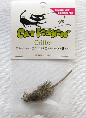 Cat Fishin' Critter: Ratzo Refill