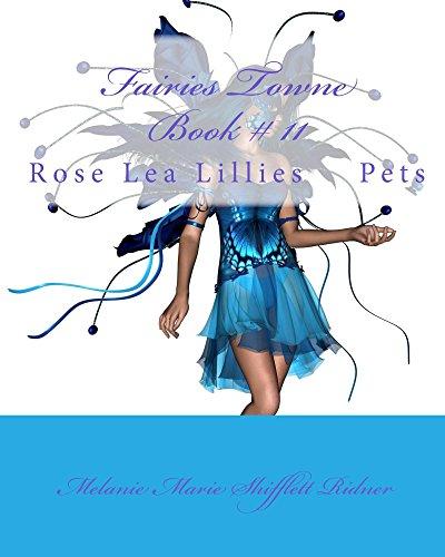 Fairies Towne Book # 11 (English Edition)