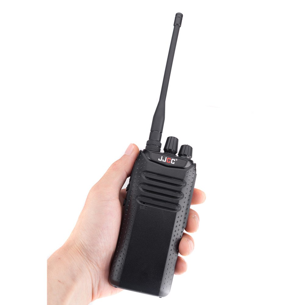 JJCC/RADIOPLUS JC-340 5W 400-470Mhz UHF Business Two Way Radio Professional Handheld Radio Commerical Radio(Pack of 2)