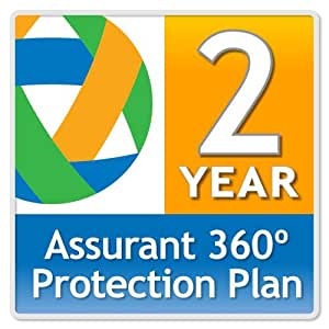 Assurant 360º 2-Year PC Peripheral Protection Plan ($100-$124.99)
