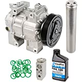 New Genuine OEM AC Compressor & Clutch + A/C Repair Kit For Nissan Altima - BuyAutoParts 60-81436RN New