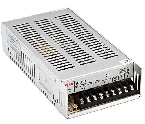 Utini Professional Switching Power Supply 201W 36V 5.5A Manufacturer 201W 36v Power Supply Transformer