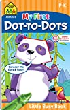 Best School Zone Coloring Books For Children - Little Busy Books My First Dot-To-Dot Review