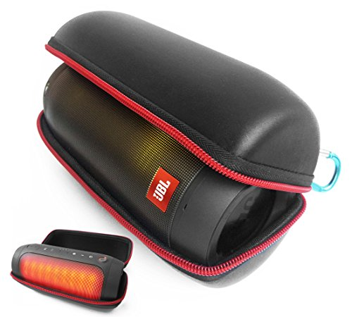 FitSand (TM Travel Zipper Carrying Portable Hard Case Bag Pouch Box Cover for JBL Pulse 2 Portable Bluetooth Speaker