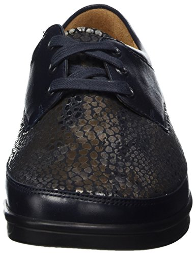 Ganter Blue Karin 31700 Women's Navy Sensitiv Bronce k Derbys PwFPH4rq